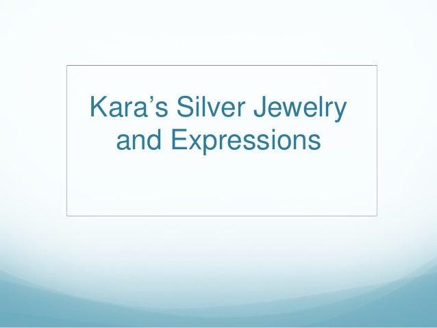 Kara's Introduction