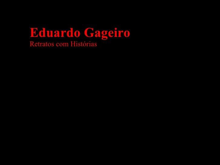 Eduardo gageiro