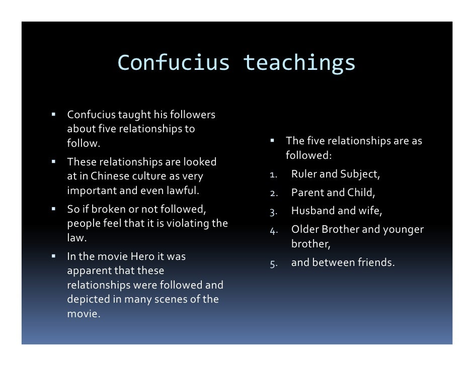 the confucian ideal person Confucius (551 -479 bce chinese speculation on the education and comportment of the ideal man time in his life established as a person of significance.