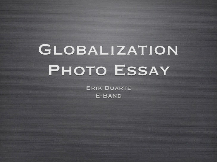 Globalization of culture essays