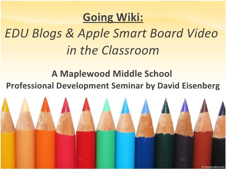 Edu Blogging2