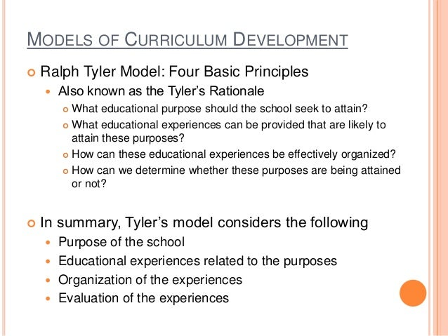 types of curriculum theory pdf