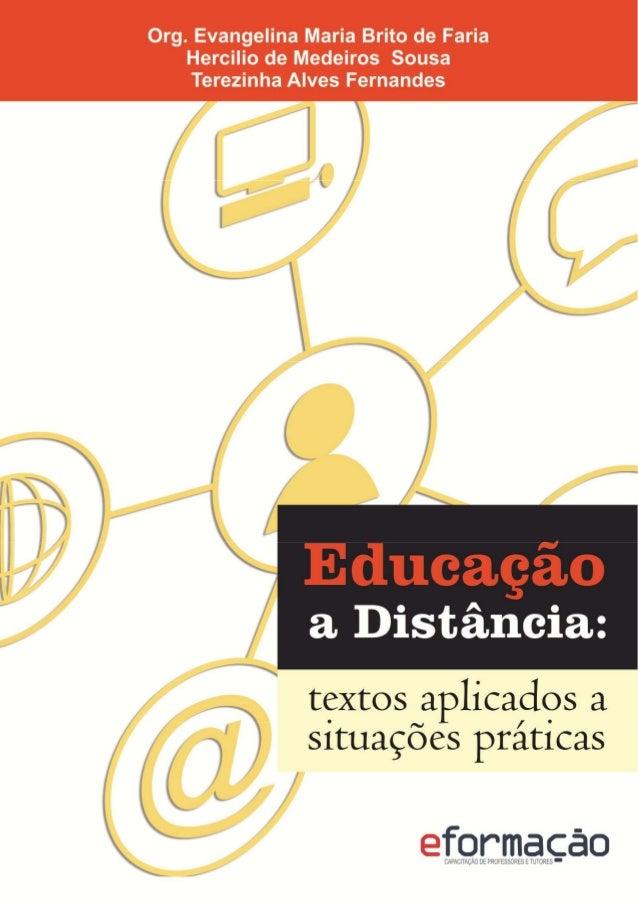 Educação a distância: textos aplicados a situações práticas