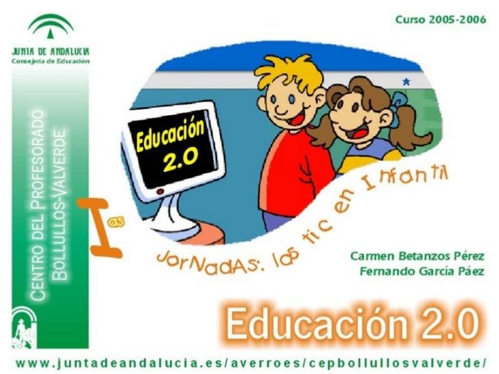 Educacion Infantil 2.0