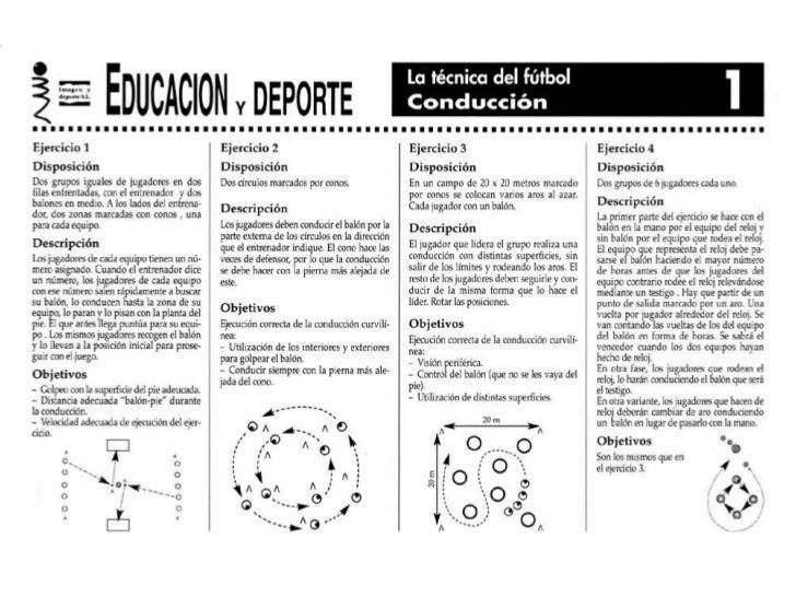 Educación Deporte y Futbol