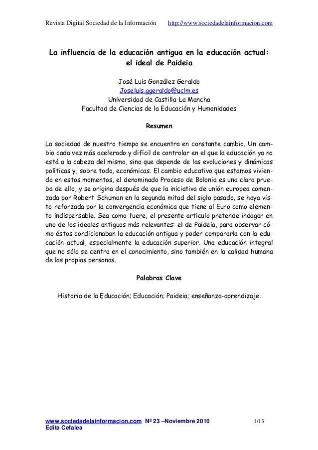 Revista Digital Sociedad de la Información http://www.sociedadelainformacion.com www.sociedadelainformacion.com Nº 23 –Nov...