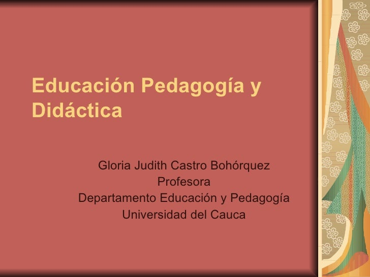 Educacion Pedagogia Didactica 1210779948721532 9