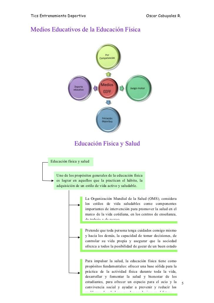 Educacion Fisica y Salud Educaci n f Sica y Salud