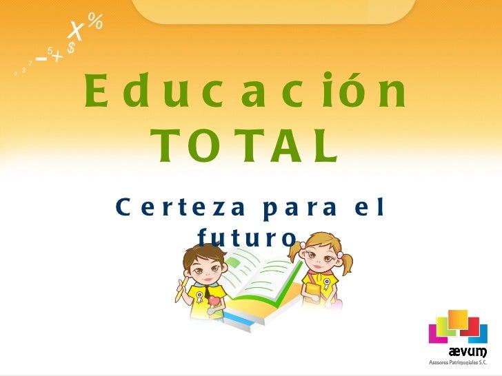 Educacion total v5.1