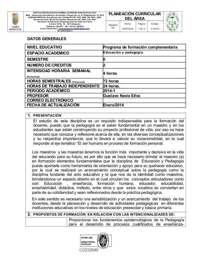 INSTITUCIÓN EDUCATIVA NORMAL SUPERIOR SANTIAGO DE CALI MEN – Resolución Acreditación de Calidad y Desarrollo no. 8110Septi...
