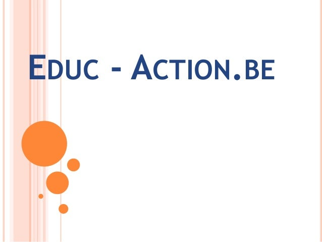 EDUC - ACTION.BE