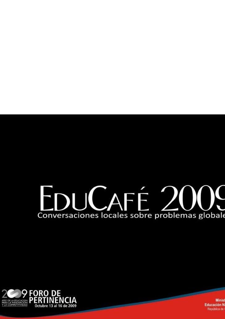 EduCafe '09