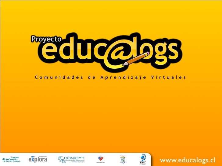 Educalogs: Presentación Finalización