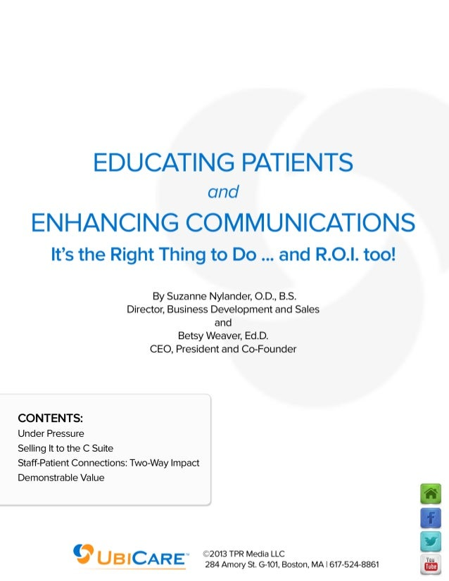 [White Paper] Patient Engagement ROI