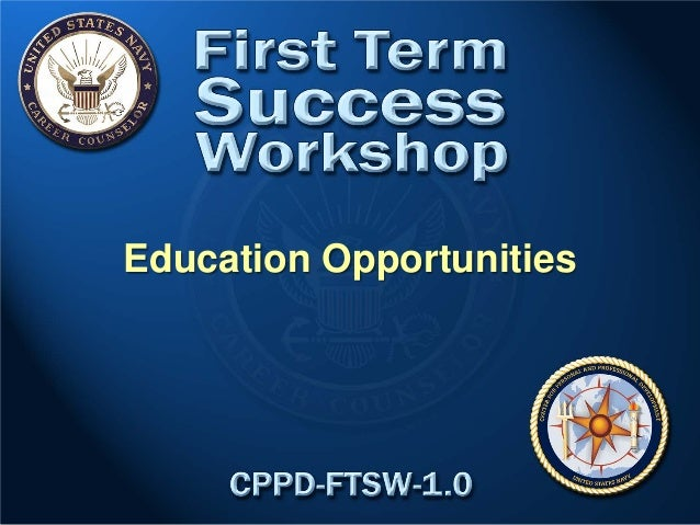 1ST TERM SUCCESS WORKSHOP EDUCATION