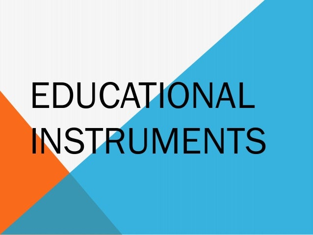 EDUCATIONALINSTRUMENTS