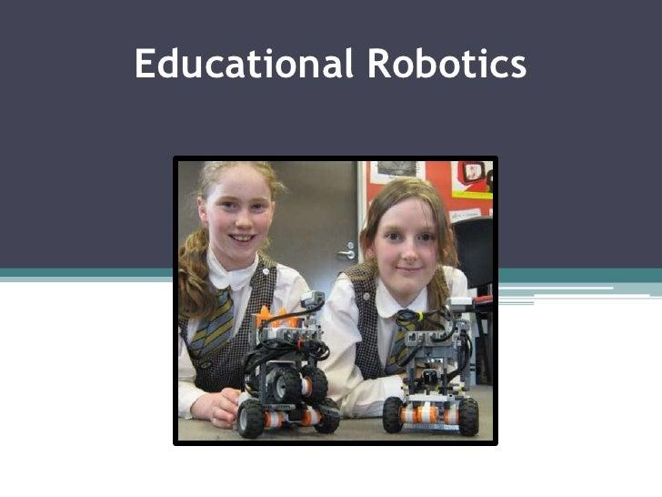 Educational Robotics<br />