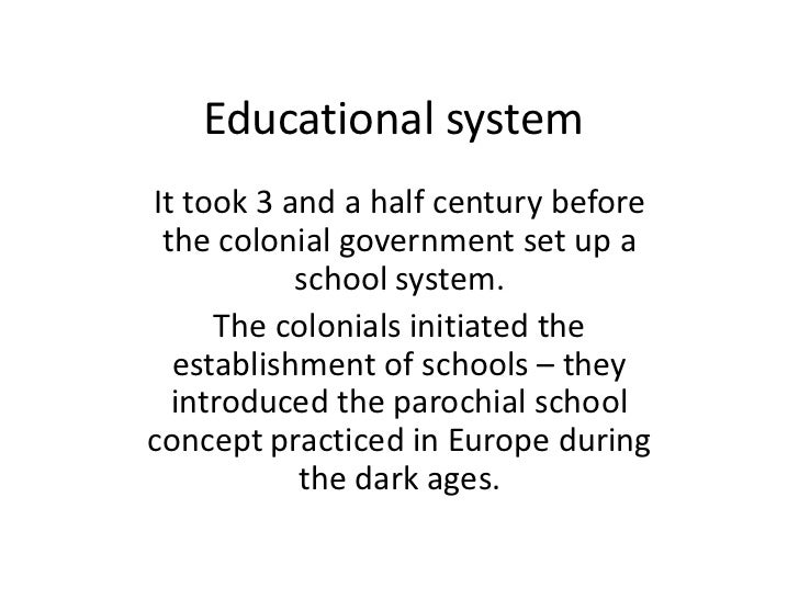 Educational system ii