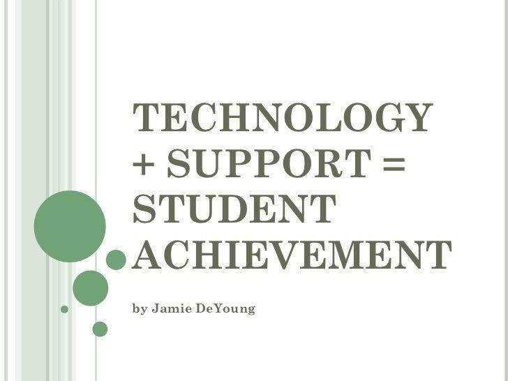 Educational technology presentation
