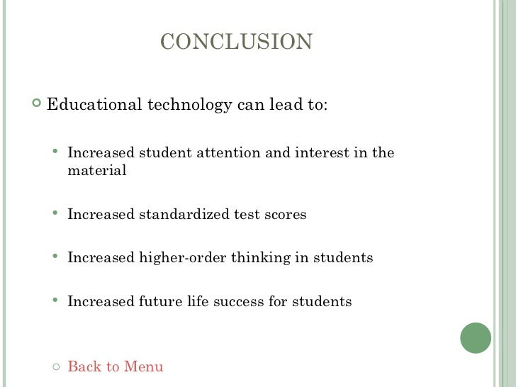 the effects of technology in education I think it's important that most people out there realise the negative effects of technology require a significant overhaul of the nation's education.
