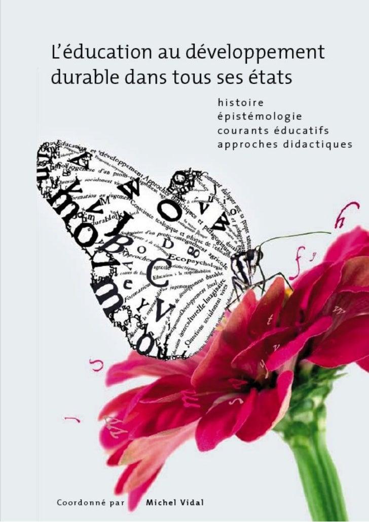 SommaireIntentions de l'ouvrage par Michel Vidal....................................................... 8Partie n° 1La pri...