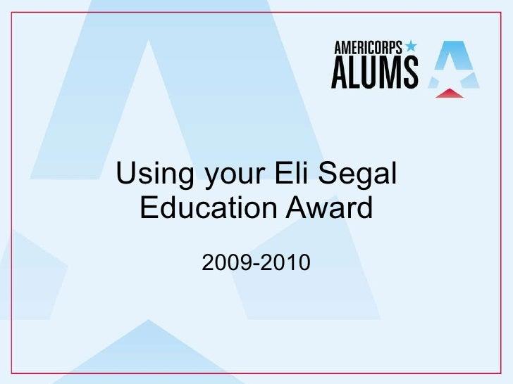 Education award