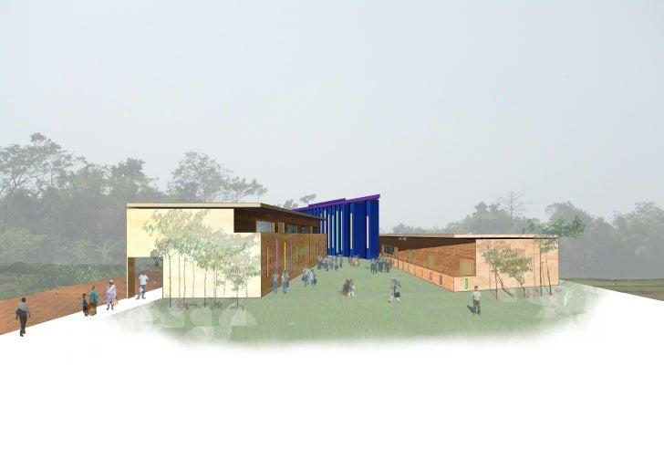 Education & community centre in sylhet, bangladesh