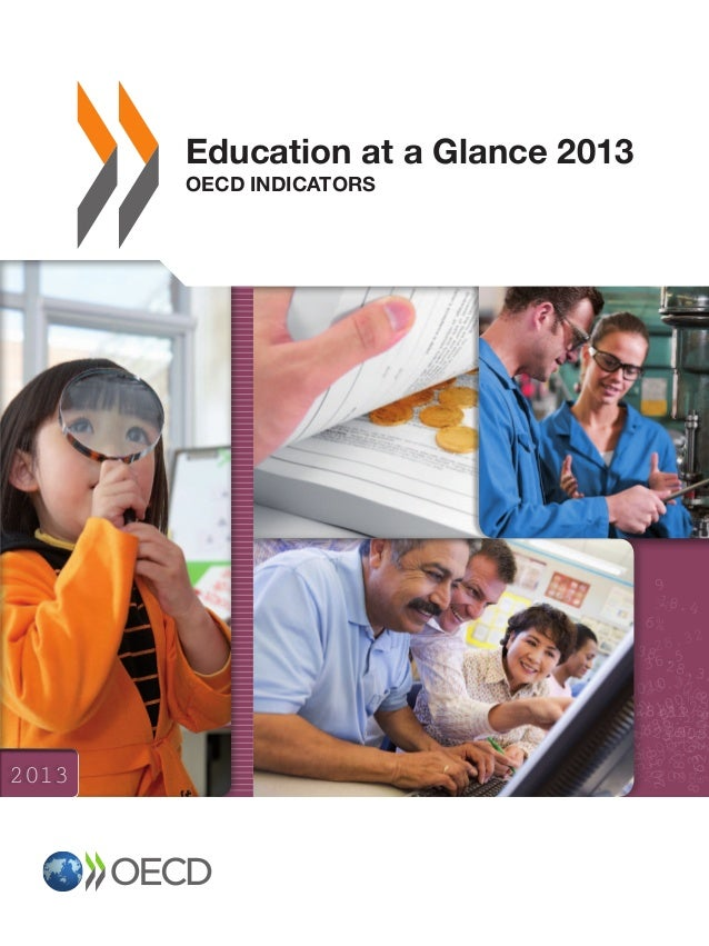 2013Education at a Glance 2013OECD indicators