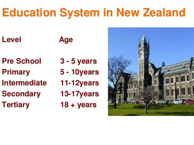 Education In New Zealand Oman 2012