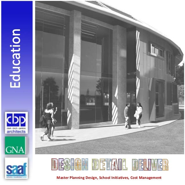 GNA Education Presentation - Our Projects