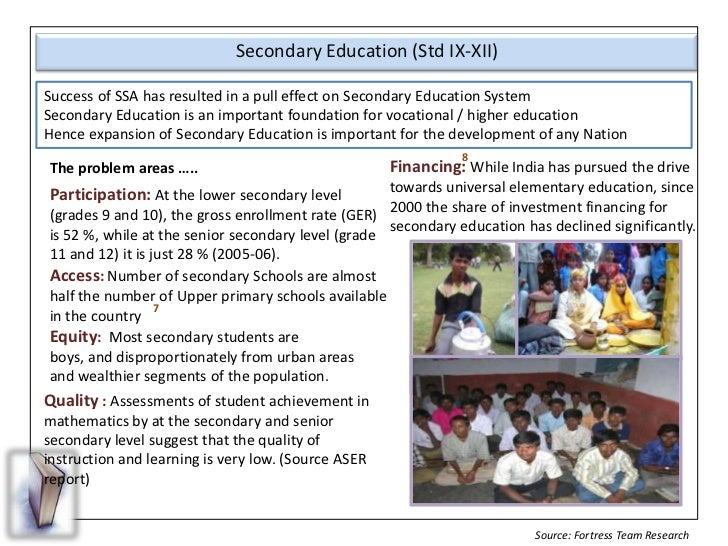 an essay about education system in india