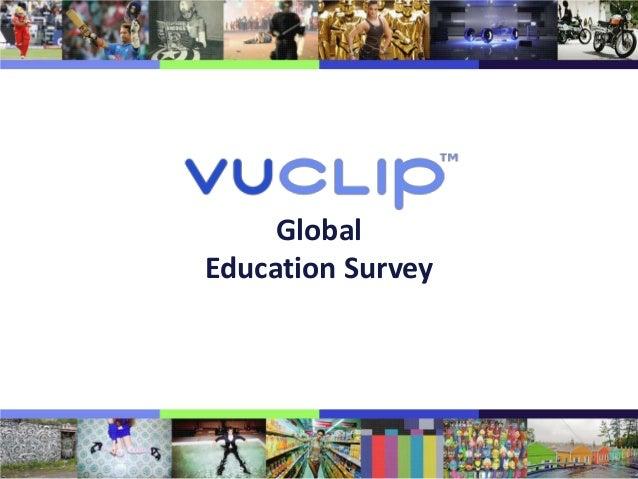 Education Survey Data
