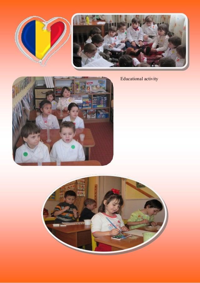 Educational activity