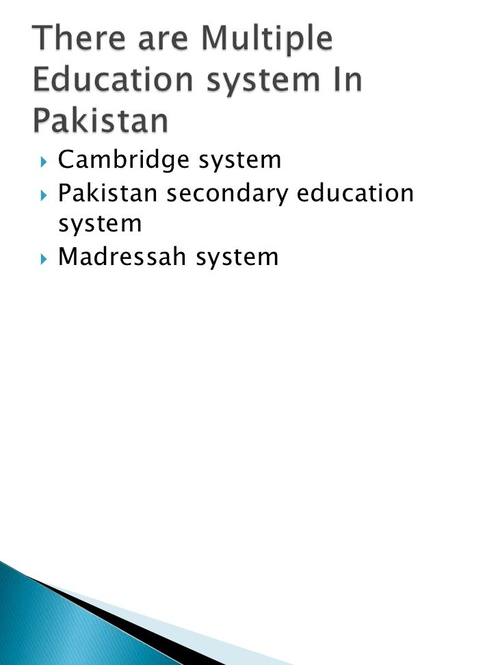Problems in the education system today essay ideas