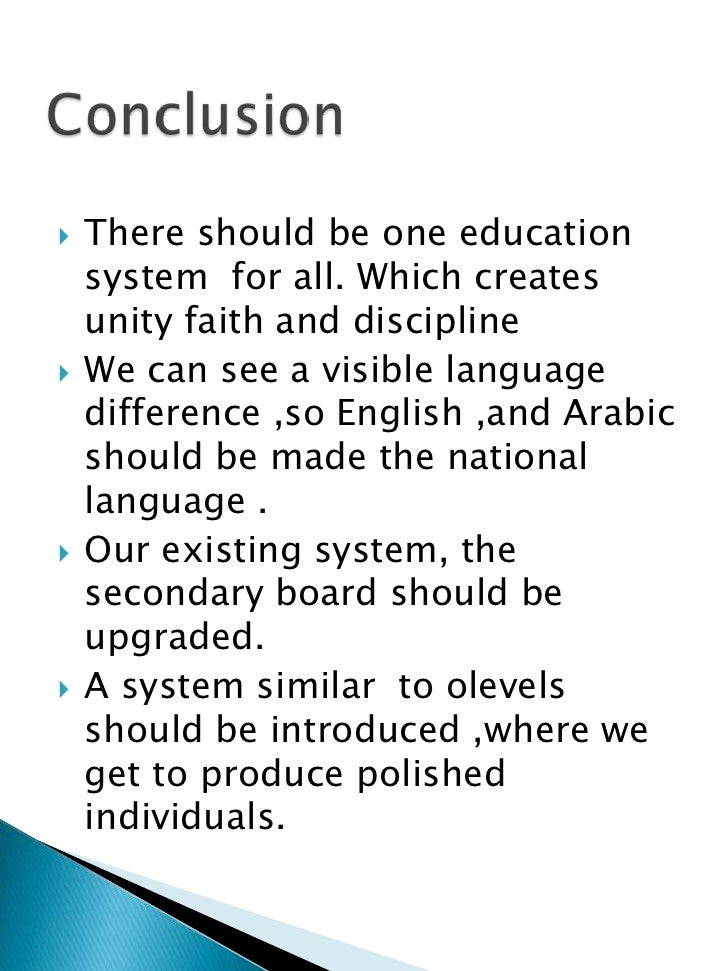 narrative essay on education system in pakistan Education system in pakistan the education system of pakistan falls into five levels these are primary level middle level secondary level intermediate.