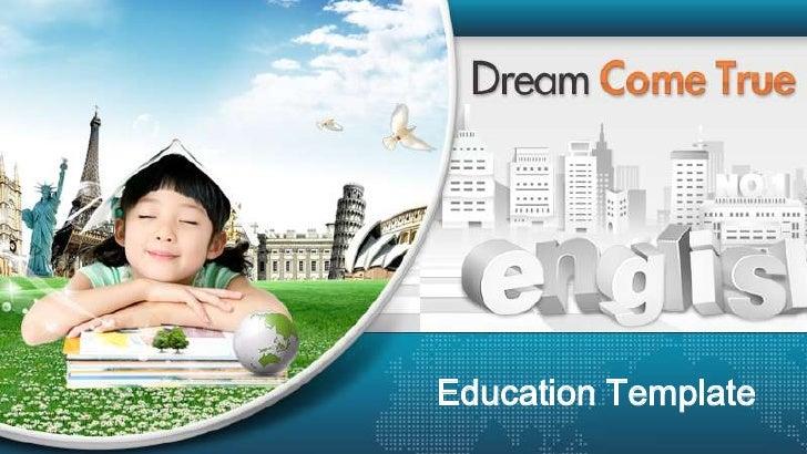Education TemplateBeautifulppt.com