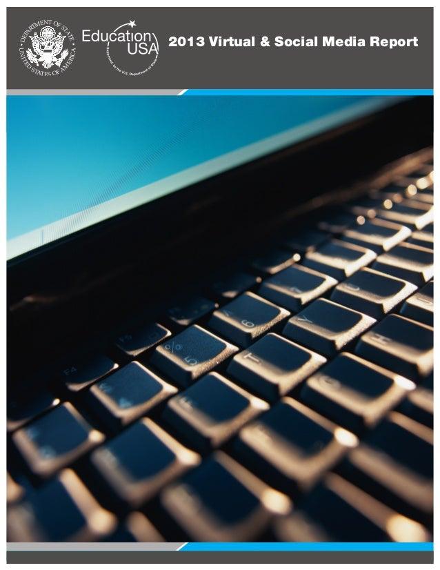 2013 Virtual & Social Media Report