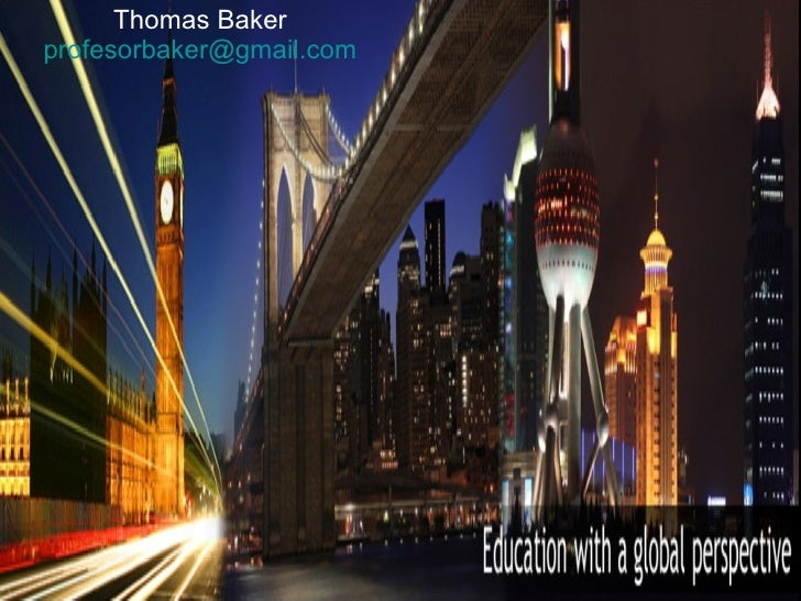 Thomas Baker [email_address]