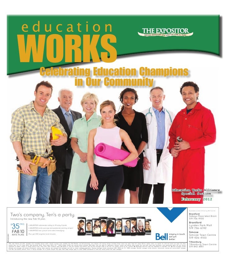 education                       WORKS                                    Celebrating Education Champions                  ...