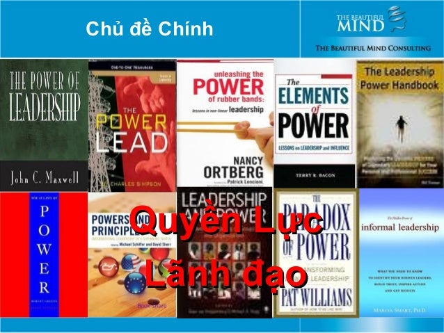 Educine program - The Leadership Power