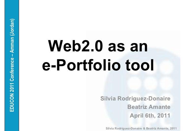 Educon 2011 e-portfolio research_04032011