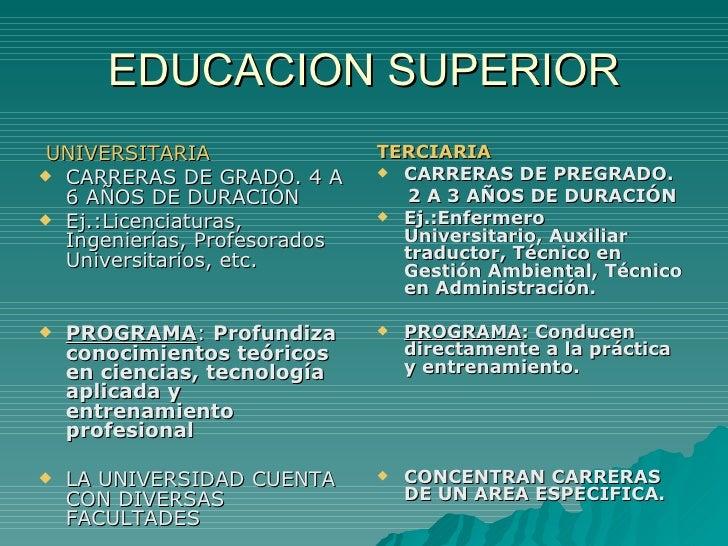 Educ superior revisada
