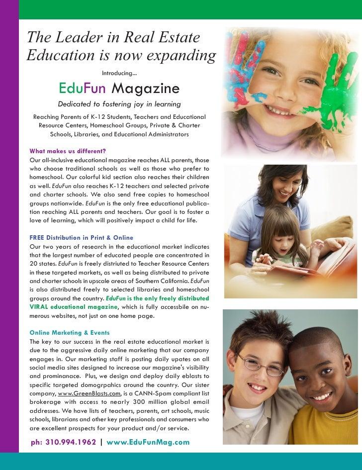 Edufun Media Kit