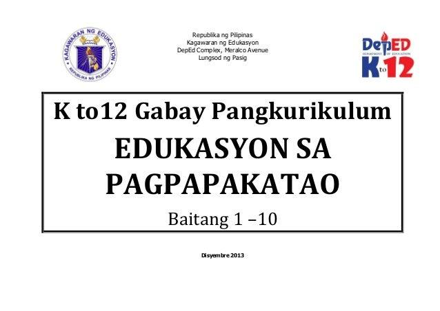 Worksheets For Grade 1 Edukasyon Sa Pagpapakatao