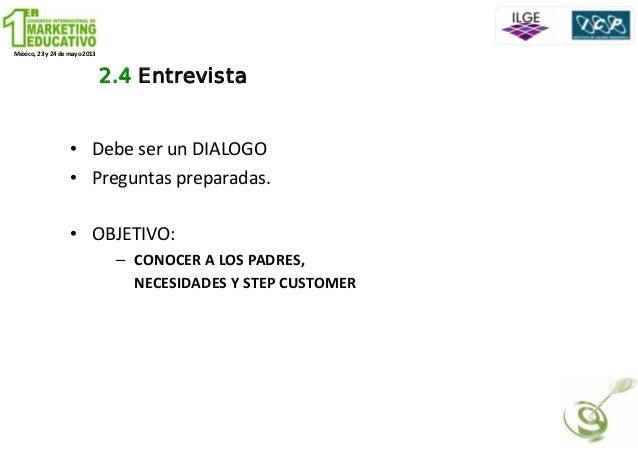 Proceso Mayo 2013 México 23 y 24 de Mayo 2013•