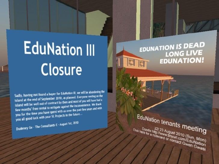 EduNation - a home for language educators