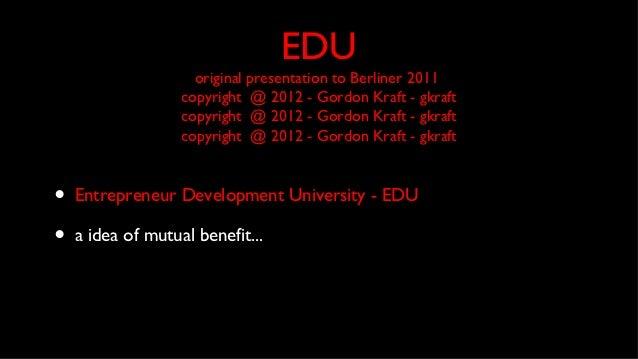 Edu plan b 2011