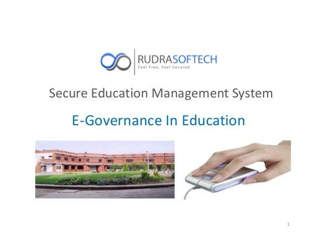 Edusec college management software