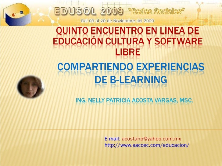 E-mail:  [email_address] http://www.saccec.com/educacion/