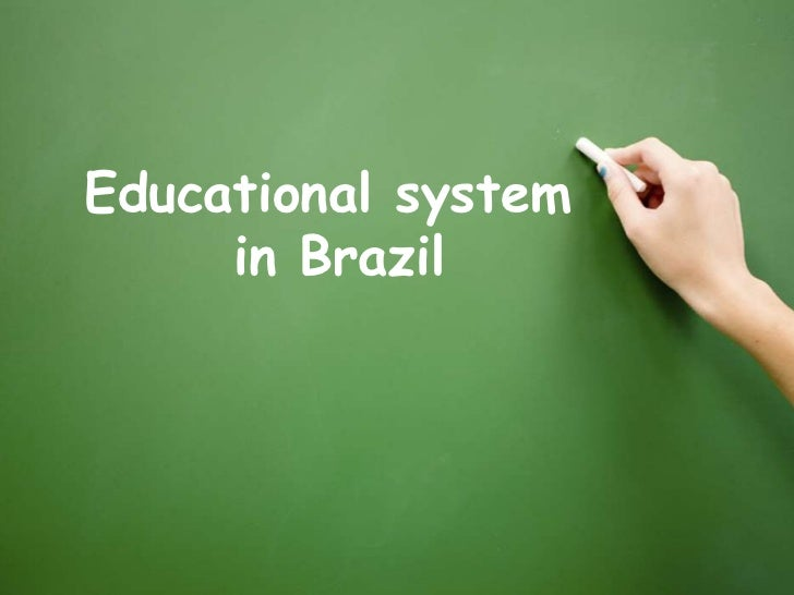 Education and Technology in Brazil